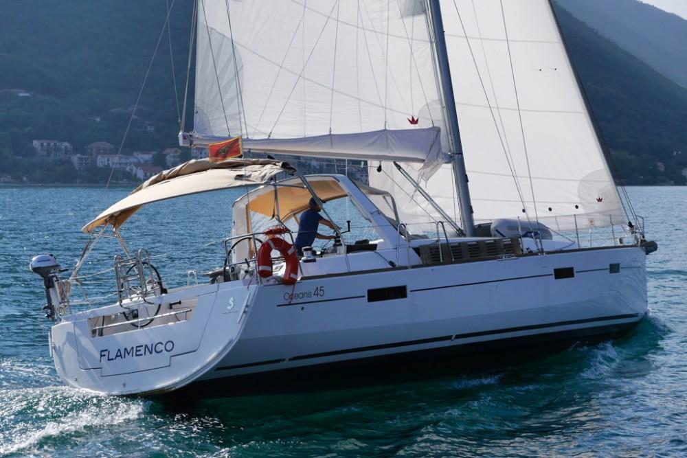 Barca a vela a noleggio Teodo al miglior prezzo