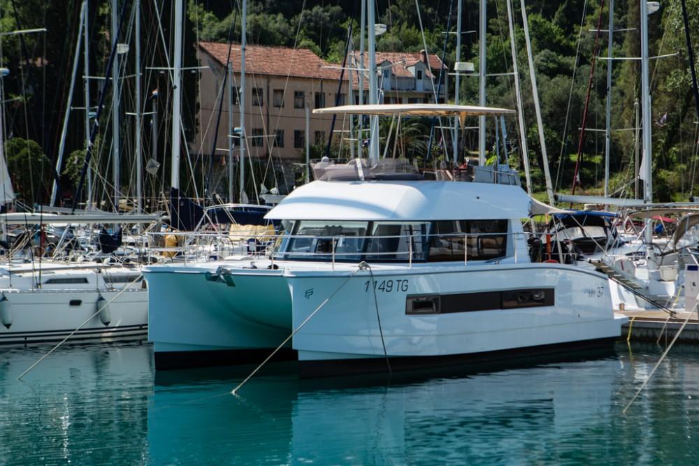 noleggio Catamarano Slano - Fountaine Pajot Fountaine Pajot MY 37[G]