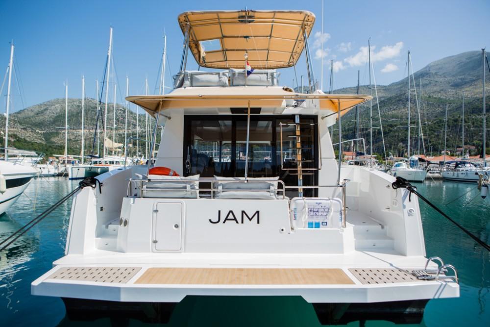 Noleggio yacht Slano - Fountaine Pajot Fountaine Pajot MY 37[G] su SamBoat