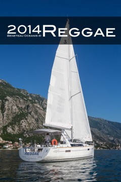 Noleggio barche Bénéteau Oceanis 41 a Tivat su Samboat