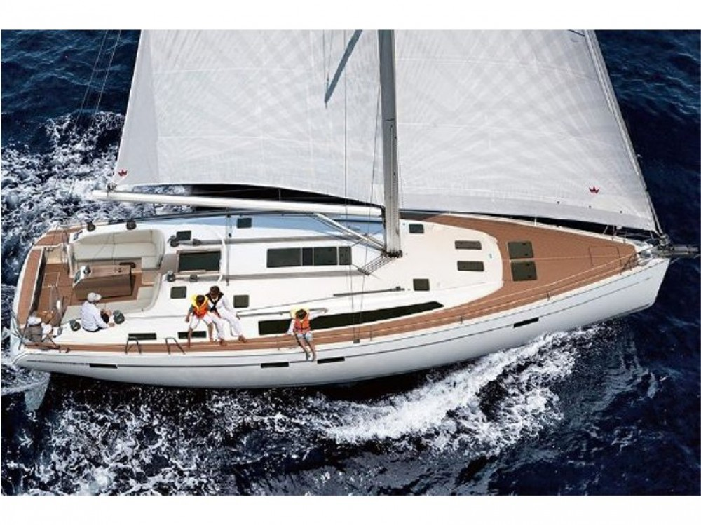 Noleggiare un'Bavaria Bavaria Cruiser 51 Marina di Portisco