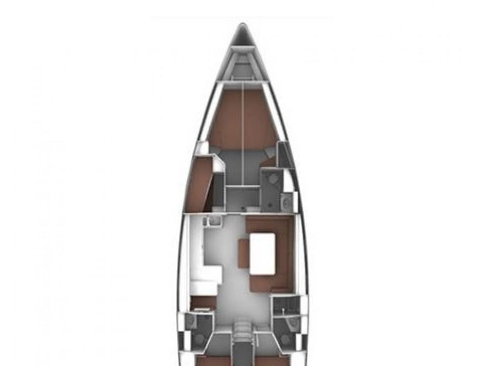 Noleggio yacht Marina di Portisco - Bavaria Bavaria Cruiser 51 su SamBoat