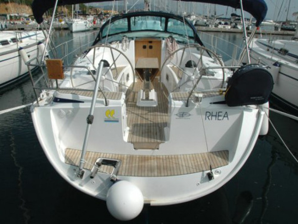 Noleggio barche Marina di Portisco economico Bavaria 43 C