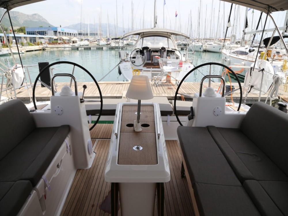 Noleggio barche Castel Abadessa economico Dufour 460 Grand Large