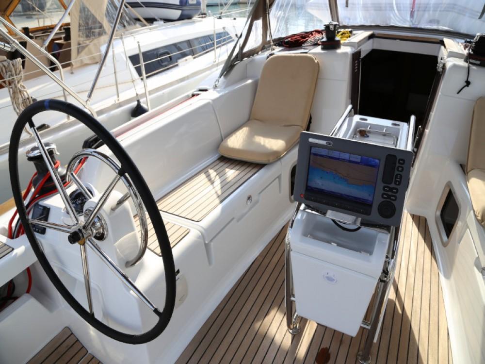 noleggio Barca a vela  - Jeanneau Sun Odyssey 419