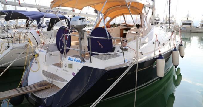 Noleggio Barca a vela a Kaštel Gomilica – Jeanneau Sun Odyssey 49 DS