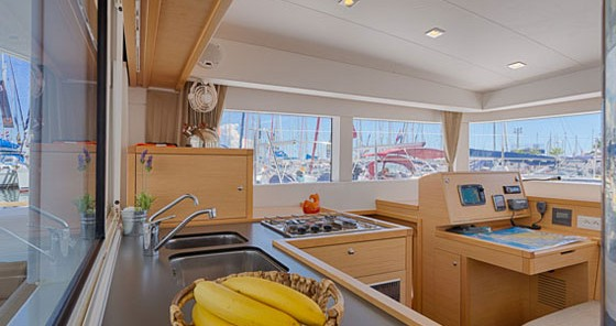 Noleggio yacht a Split – Lagoon Lagoon 39 su SamBoat