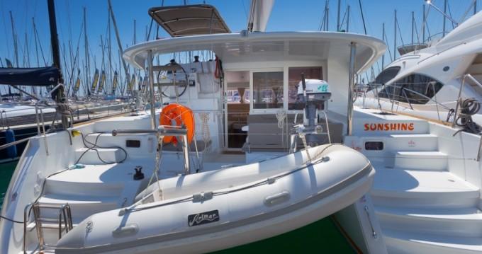 Noleggio yacht a Split – Lagoon Lagoon 400 S2 su SamBoat