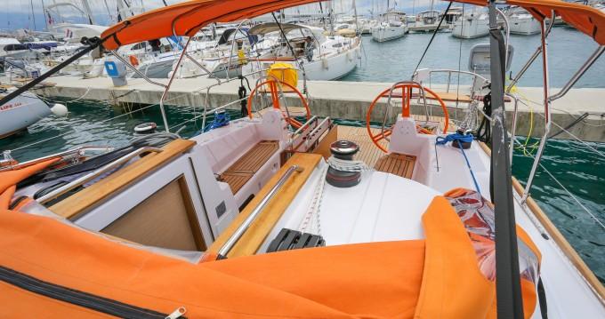 Noleggio Barca a vela a Split – Elan Impression 40
