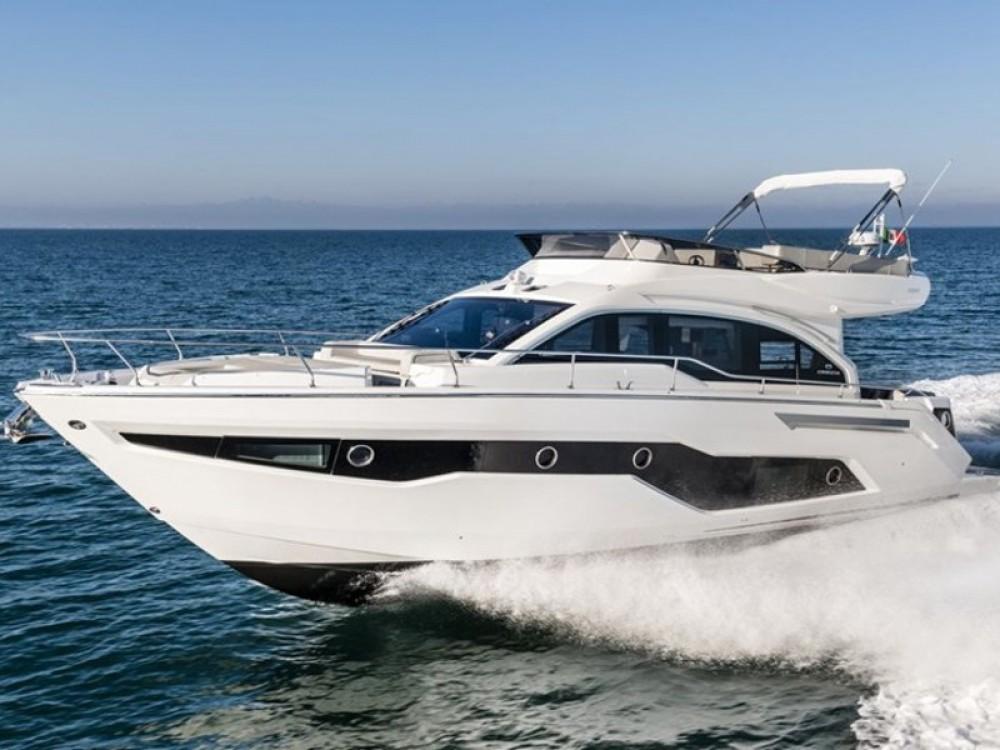 Noleggio barche Spalato economico Cranchi E 52 F Evoluzione