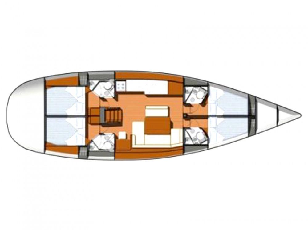 Noleggio barche Jeanneau Sun Odyssey 49i Marina di Portisco su Samboat