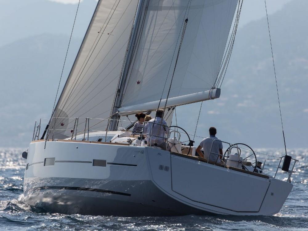 Noleggio barche Olbia economico Dufour 460 Grand Large