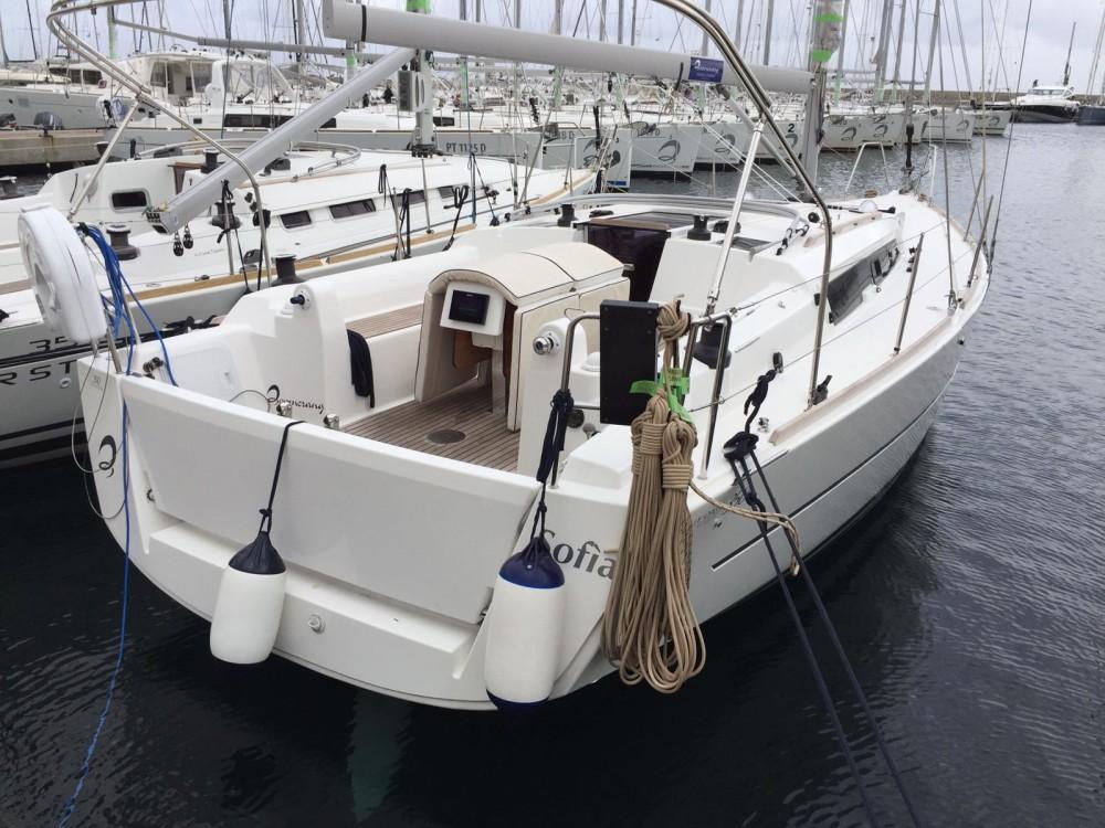 Noleggio barche Dufour Dufour 350 GL Marina di Portisco su Samboat