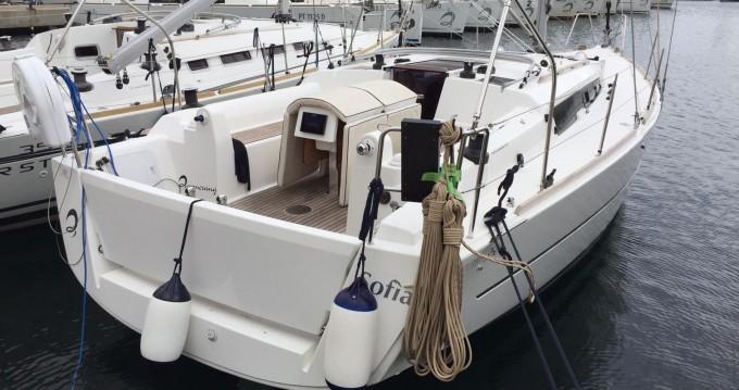 Noleggio yacht a Marina di Portisco – Dufour Dufour 350 GL su SamBoat