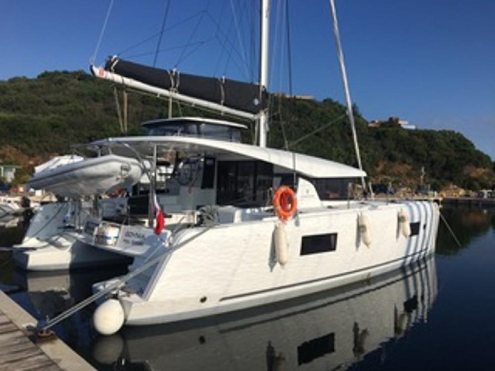 Noleggio yacht Olbia - Lagoon Lagoon 42 su SamBoat