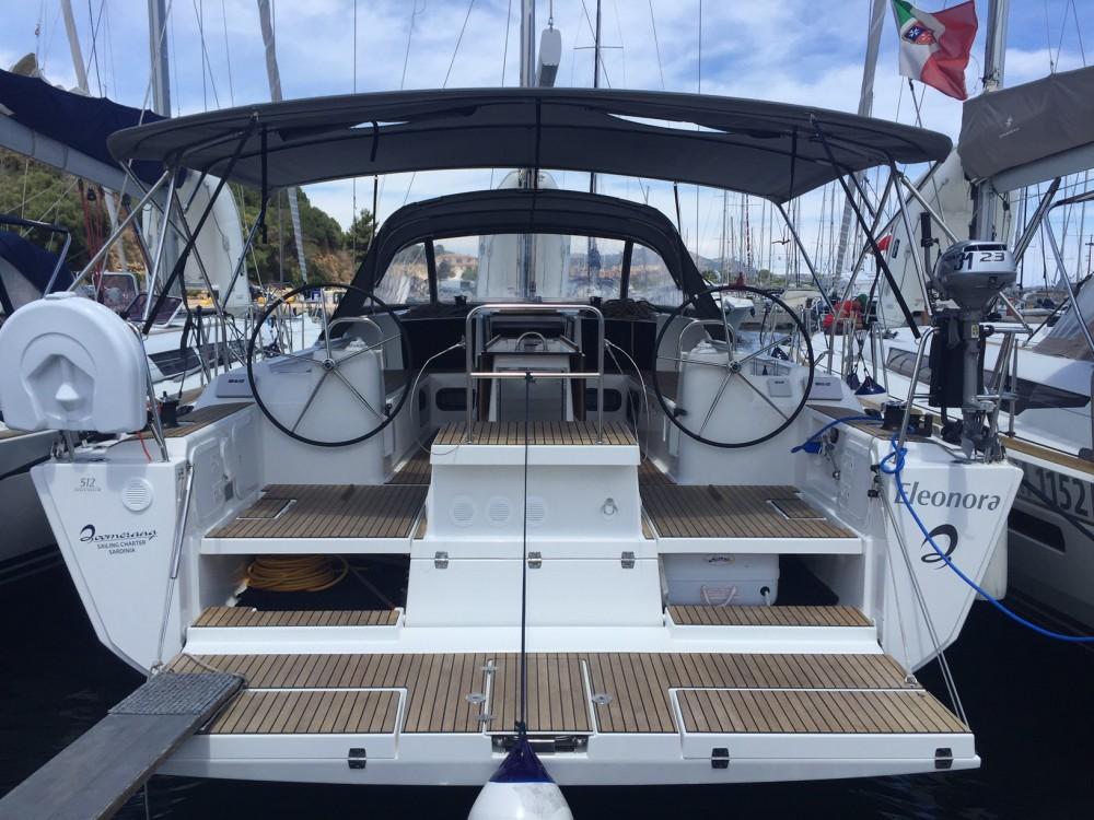noleggio Barca a vela Marina di Portisco - Dufour Dufour 512 Grand Large