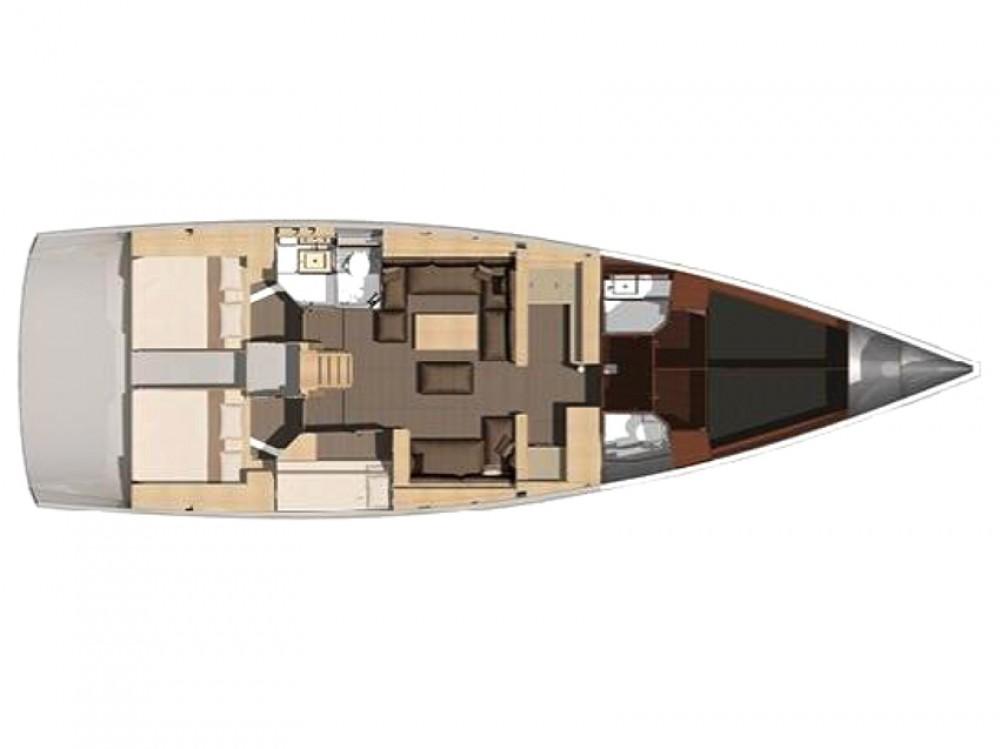 Dufour Dufour 512 Grand Large tra personale e professionale Marina di Portisco