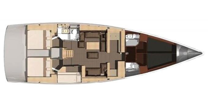Barca a vela a noleggio a Marina di Portisco al miglior prezzo