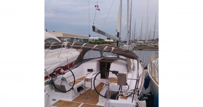 Noleggio yacht a Sukošan – Jeanneau Sun Odyssey 349 su SamBoat