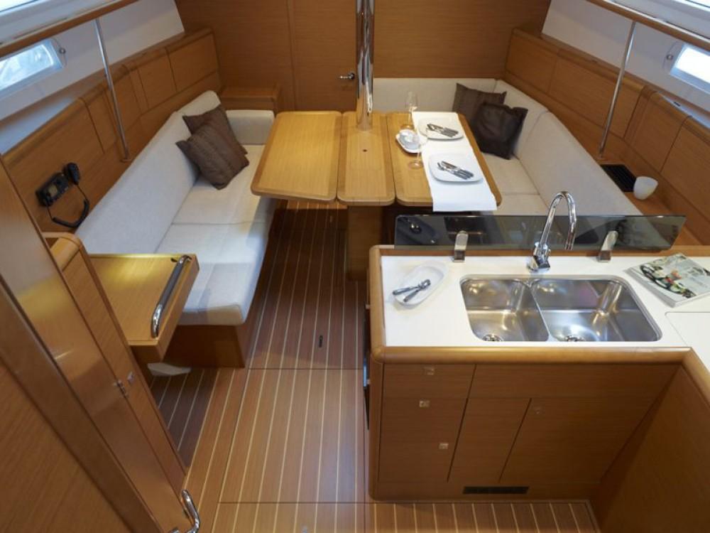 Noleggio yacht Sukošan - Jeanneau Sun Odyssey 389 su SamBoat