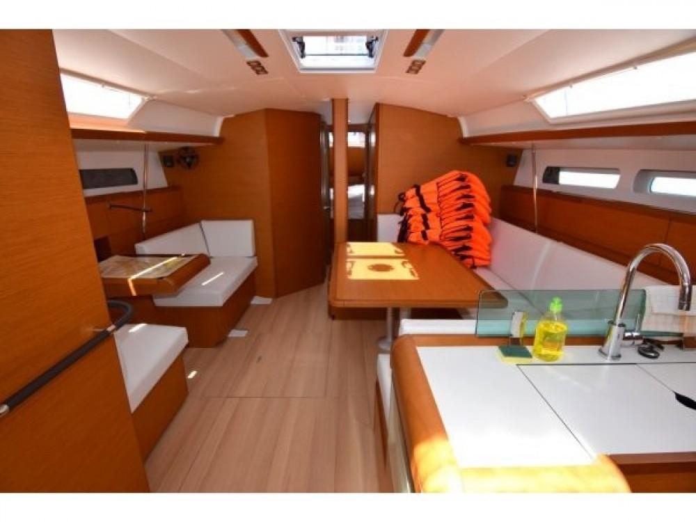 Noleggio yacht Sukošan - Jeanneau Sun Odyssey 449 su SamBoat