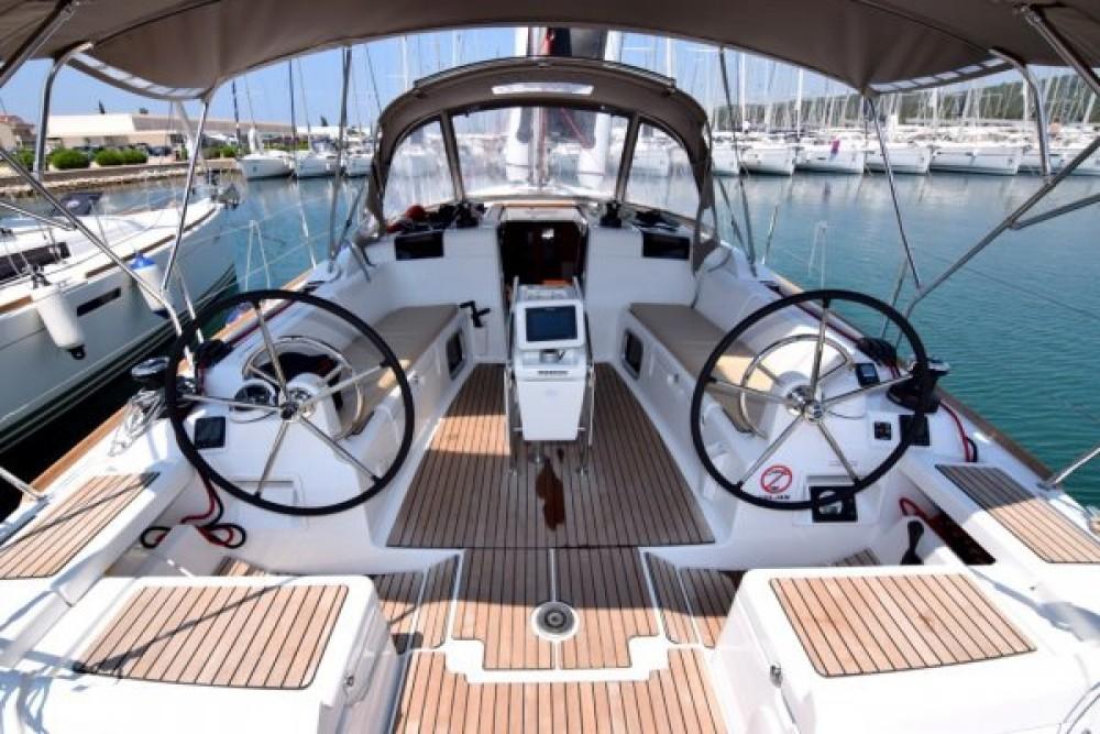 noleggio Barca a vela Sukošan - Jeanneau Sun Odyssey 449
