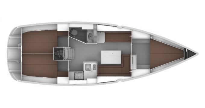 Noleggio Barca a vela a Sukošan – Bavaria Cruiser 36