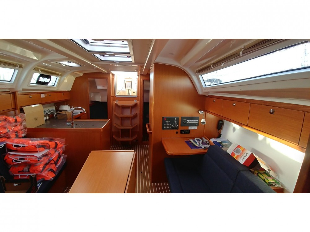 noleggio Barca a vela Općina Sukošan - Bavaria Bavaria Cruiser 37