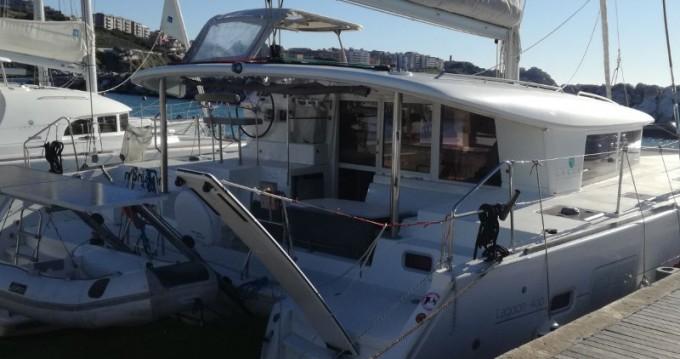 Noleggio Catamarano con o senza skipper Lagoon a Salivoli