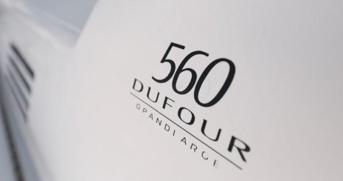 Noleggio yacht a Zara – Dufour Dufour 560 su SamBoat