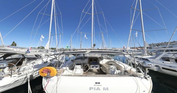 Noleggio barche Bavaria Cruiser 40 a Zara su Samboat