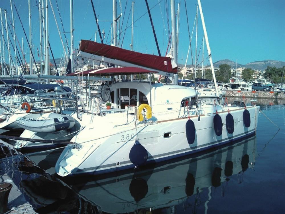 Noleggio yacht Porto di Alimos - Lagoon Lagoon 380 su SamBoat