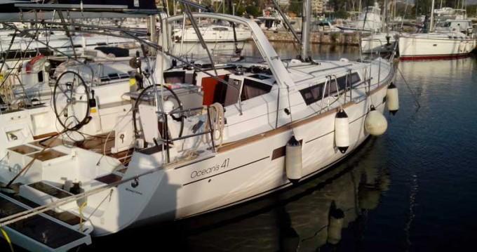 Noleggio yacht a Atene – Bénéteau Oceanis 41 su SamBoat