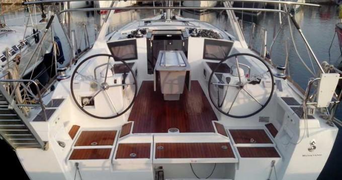 Noleggio Barca a vela a Atene – Bénéteau Oceanis 41