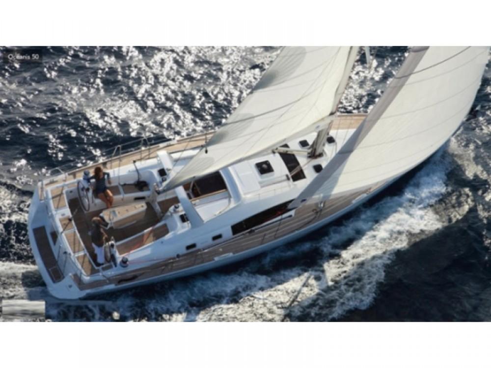 noleggio Barca a vela Porto di Alimos - Bénéteau Oceanis 41