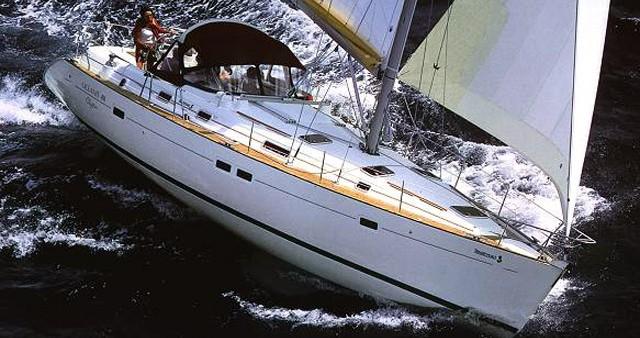 Noleggiare una Bénéteau Oceanis 411 a Port of Lefkada
