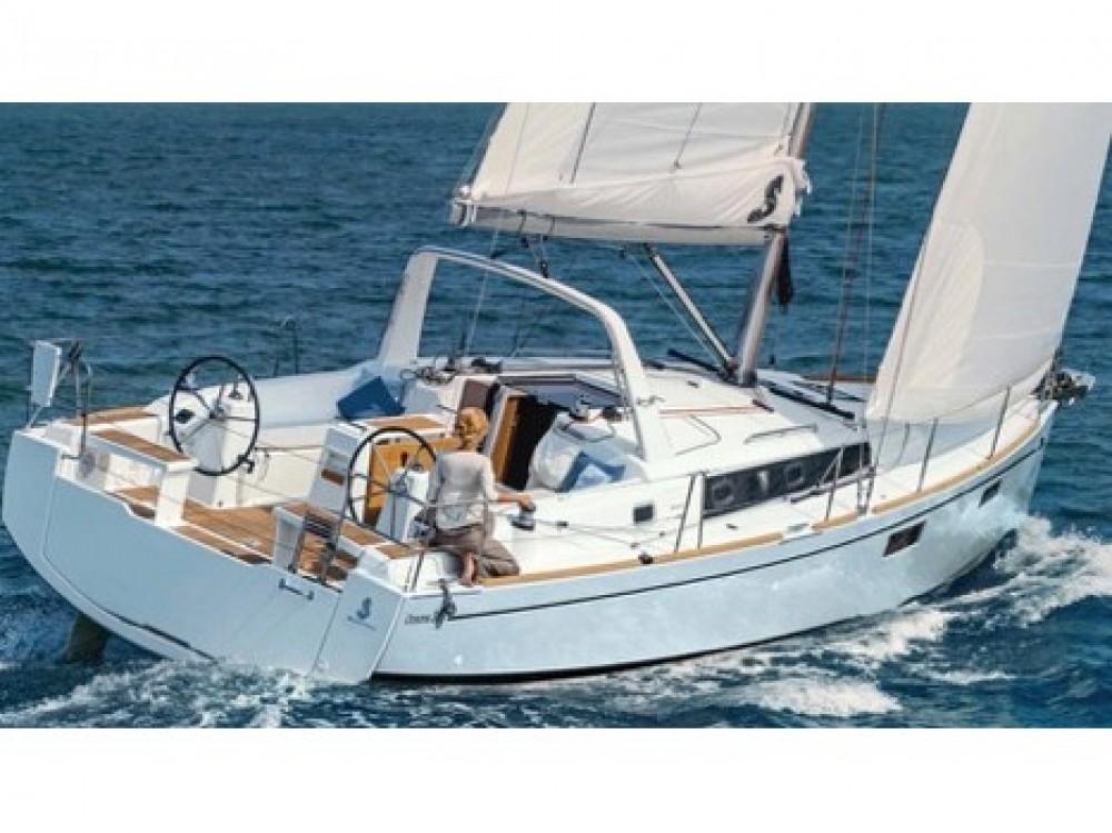 Noleggio barche Leucade economico Oceanis 38.1