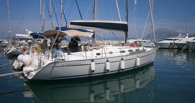 Noleggio yacht a Port of Lefkada – Bénéteau Cyclades 43.4 su SamBoat