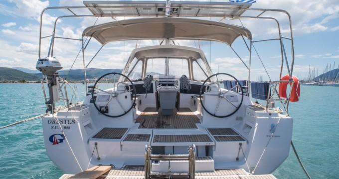 Noleggio barche Port of Lefkada economico Oceanis 48