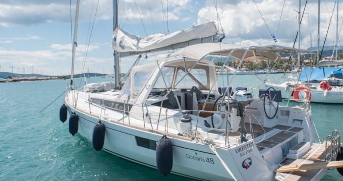 Noleggio Barca a vela a Port of Lefkada – Bénéteau Oceanis 48