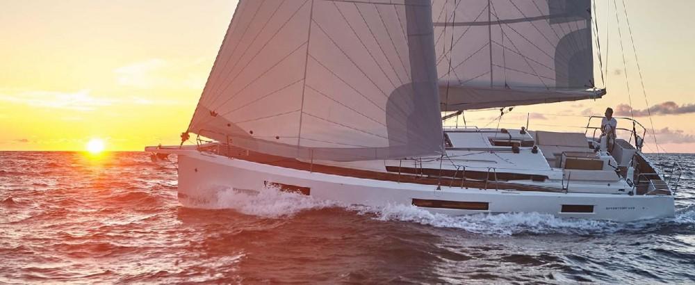 noleggio Barca a vela  - Jeanneau Sun Odyssey 440