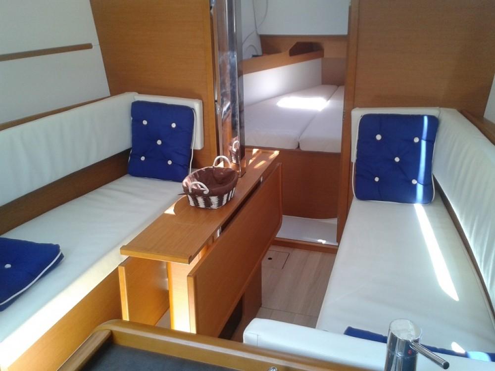 Noleggiare un'Jeanneau Sun Odyssey 349 Leucade