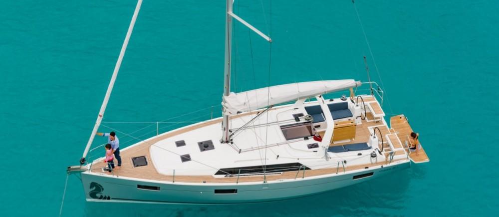 Noleggio barche  economico Oceanis 41.1