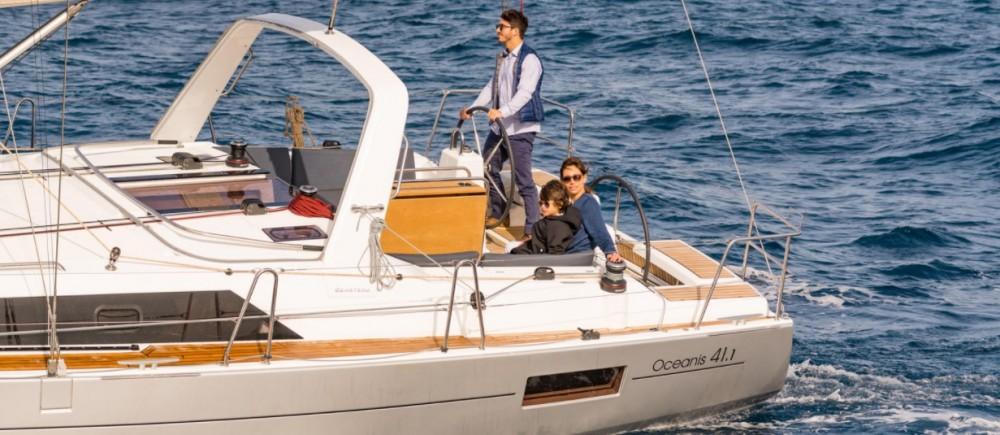 Noleggio barche Leucade economico Oceanis 41.1
