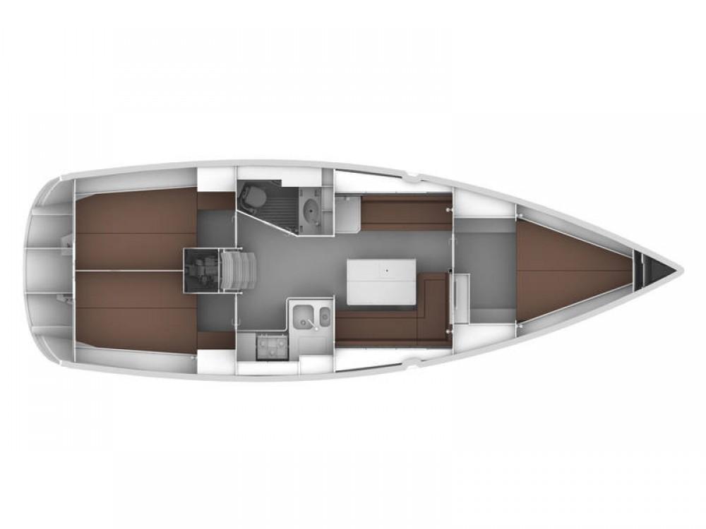 noleggio Barca a vela Palma - Bavaria Bavaria Cruiser 36