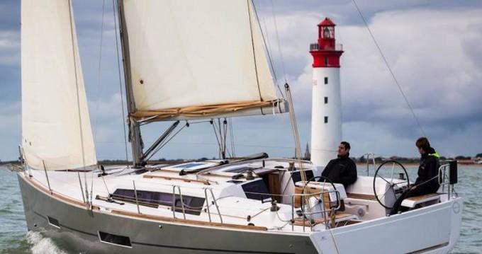 Noleggio barche Lemmer economico Dufour 382 GL