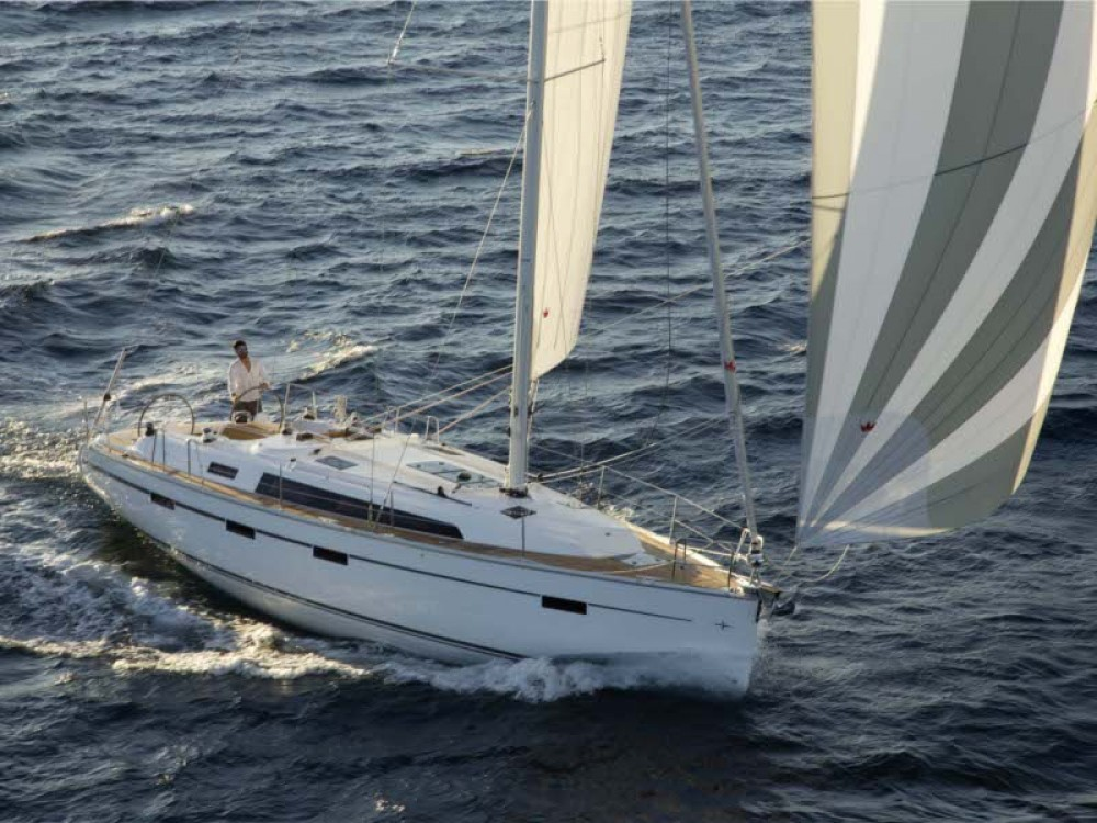 Bavaria Bavaria Cruiser 41 tra personale e professionale Palma