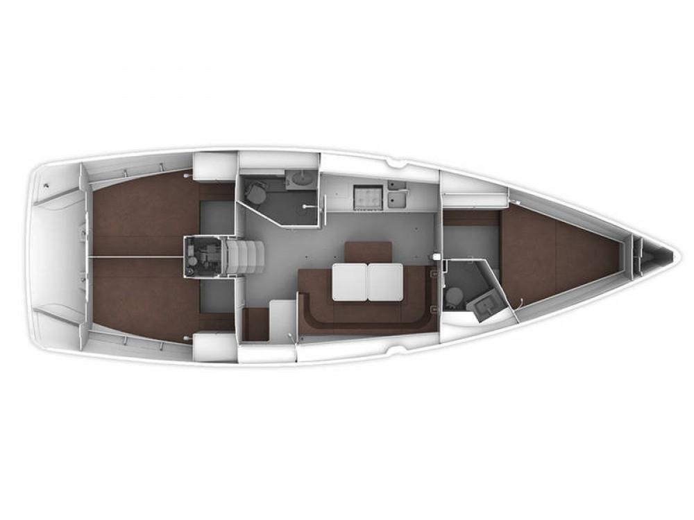 noleggio Barca a vela Palma - Bavaria Bavaria Cruiser 41
