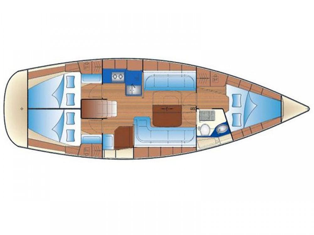 Noleggio barche Bavaria Bavaria Cruiser 37 Palma su Samboat