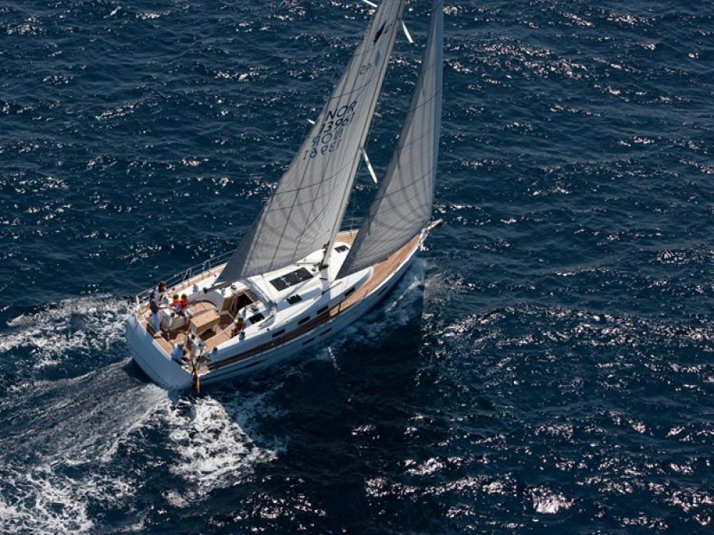 Noleggio barche Palma economico Bavaria Cruiser 45